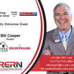 Bill Cooper-Realtor/ Cooper Realty Group With Keller Williams: Buyers and Sellers Having An All In Mentality!