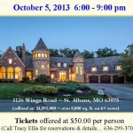 Tracy Ellis/ Real Estate Agent- Re/Max Stars: You Are Cordially Invited To A Night Out At An Exclusive Estate In St. Albans'