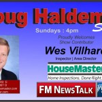 Wes Villhard with HouseMaster: Taking Care Of That Vacant House In The Winter Could Save You Money In The Spring