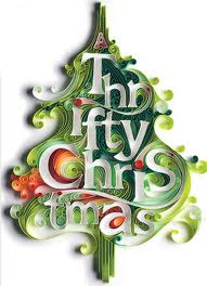thrifty christmas