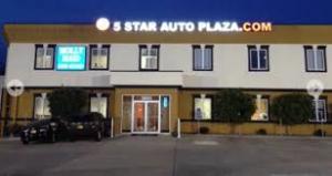 5 star auto plaza building