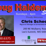 Chris Scheer, Regional Manager for Cornerstone Mortgage: Home Scouting Report