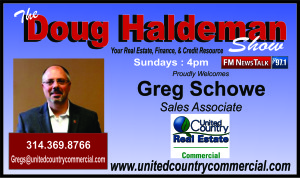 Greg Schowe show card
