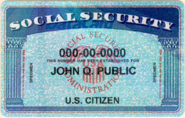 Social Security Status