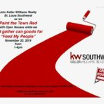 Paint The Town Red With Keller Williams